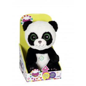 Candy Pets lumineux panda - 24 cm