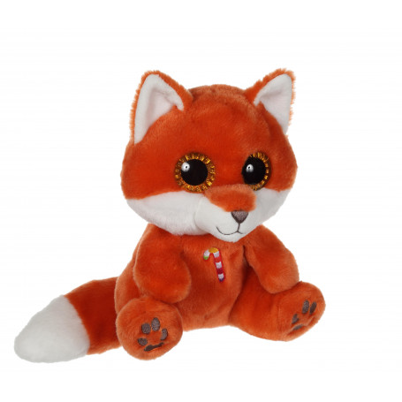 Sweet Candy Pets renard - 25 cm