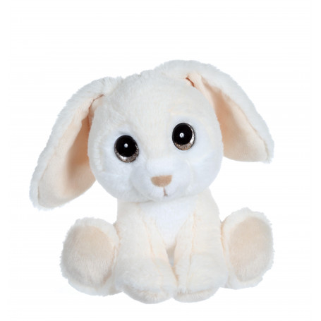 Puppy Eyes pets nature lapin beige - 22 cm