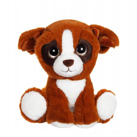 Puppy Eyes Pets Nature chien marron - 22 cm