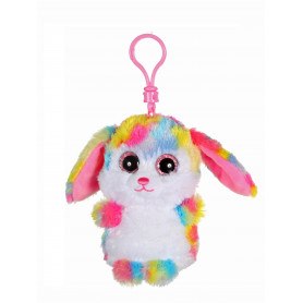 Troody - Porte-clés Brilloo Friends lapin 9 cm
