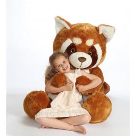 Panda roux géant - 1M20