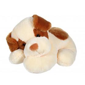 Chien Pouffy dog caramel - 65 cm