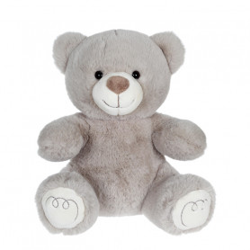 Ours My sweet teddy gris - 24 cm