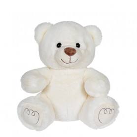 Ours My sweet teddy ivoire - 24 cm