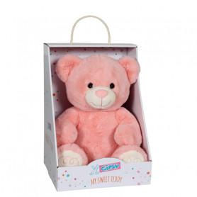 Ours My Sweet Teddy rose - 33 cm