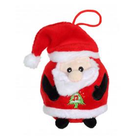 Père Noël - Bouille de Noël sonore 13 cm