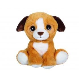 Puppy Eyes Pets Nature chien caramel - 22 cm
