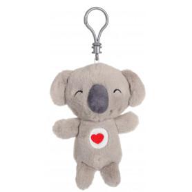 Cuty love porte-clés 10 cm - koala