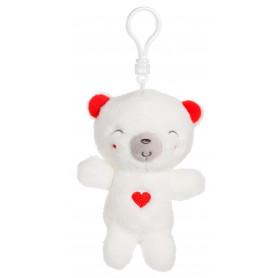 Cuty love porte-clés 10 cm - ours