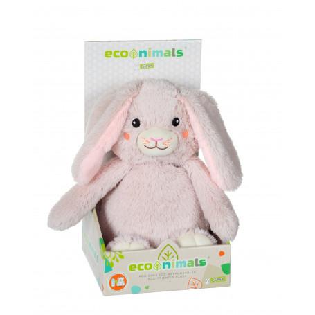 Mon doudou Econimals 24 cm - lapin