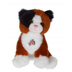 Dogz & kats sonores 18 cm - chat noir et marron