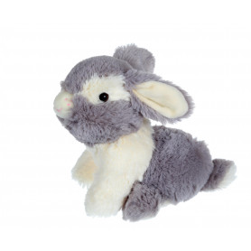 Les Pakidoo sonores 15 cm - lapin gris