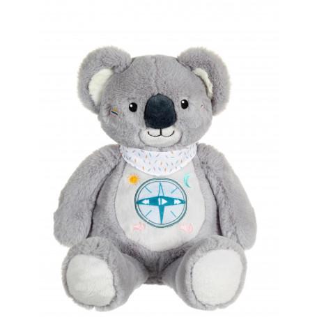 Kwaly, mon koala conteur d'histoires 34 cm