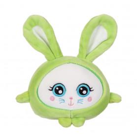 Squishimals Rikky lapin vert - 10 cm