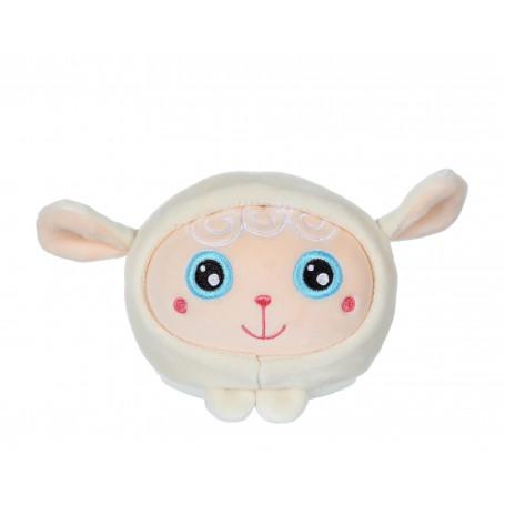 Squishimals Molly agneau - 10 cm