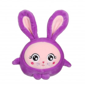 """Squishimals lapin """"Becky"""" - 32 cm"""
