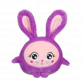 """Squishimals lapin """"Becky"""" - 10 cm"""