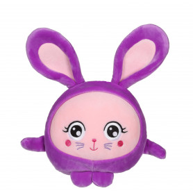 """Squishimals lapin """"Becky"""" - 20 cm"""