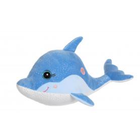 Bellabloo Friends sonore dauphin - 30 cm