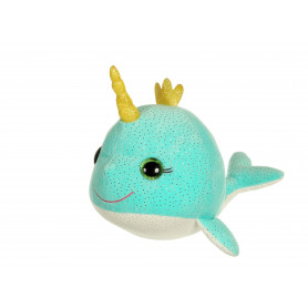 Bellabloo Friends sonore narval - 30 cm