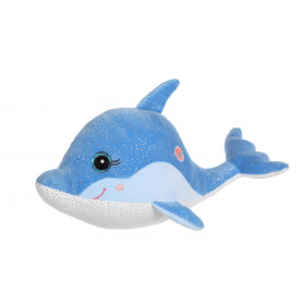 Bellabloo Friends sonore dauphin - 18 cm