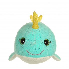 Bellabloo Friends sonore narval - 18 cm